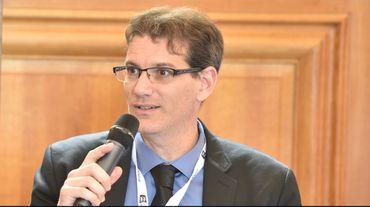 Jean-Marie Collin, chercheur associé au GRIP et Expert porte-parole de ICANFrance.