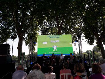 Festival du journalisme : Balance ton porc, #MeToo et les émotions des robots