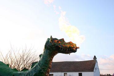 Carnaval du Dragon d'Emines