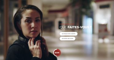 """""""Sauve une vie"""" : le film interactif pour apprendre les gestes qui sauvent"""