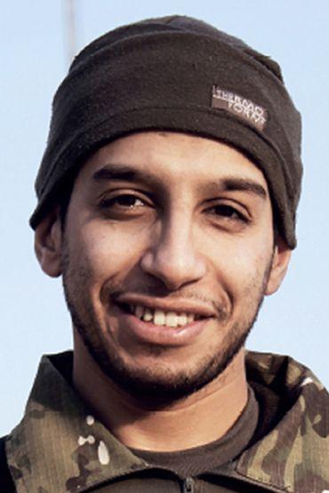 Abdelhamid Abaaoud , un des kamikazes des terrasses