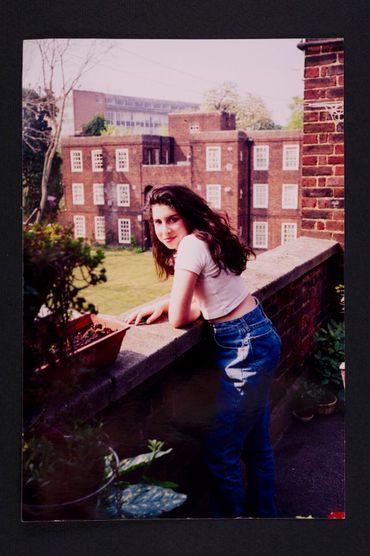La jeune Amy à Southgate