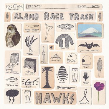 "Alamo Race Track ""Hawks"""