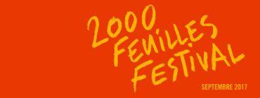 """""""2000 feuilles"""" : laissez parler les petits papiers"""