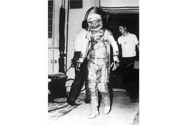 John Glenn en 1962