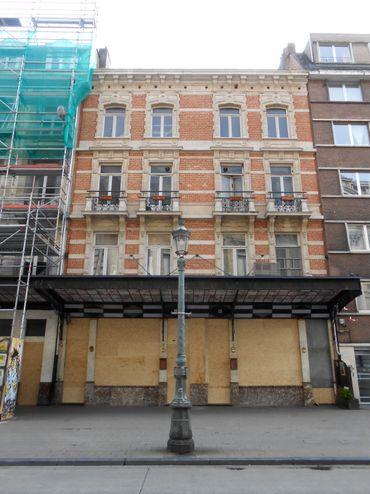 Surprise: le Falstaff est fermé