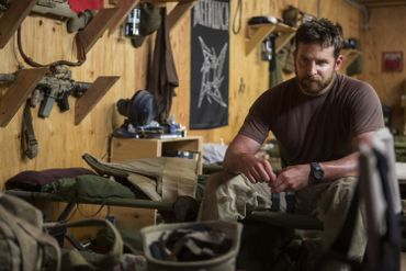 "Bradley Cooper, ""American Sniper"""