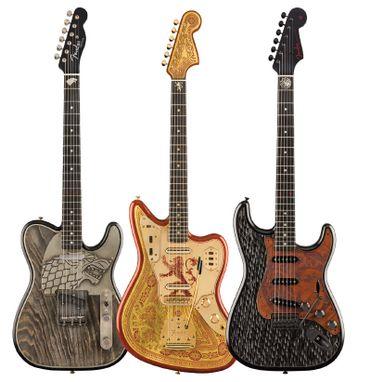 Fender Custom Shop - Game Of Thrones serie