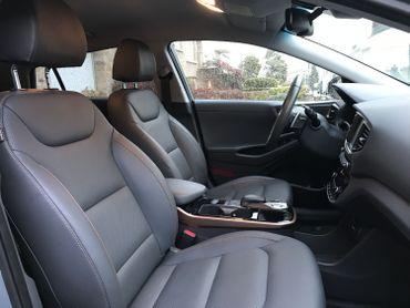 Une voiture confortable.