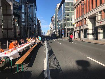 Vivez avec nous cette journée sans voiture à Bruxelles (photos et vidéos)