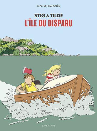 L'île du disparu