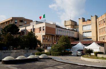 Hôpital de Locri, le 08 avril
