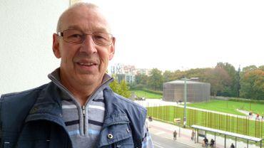 Klaus Schmidt a toujours habité près du mur