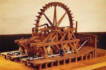 La machine élévatoire de Modave, inventée par le charpentier liégeois Rennequin Sualem