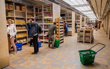 Bees Coop, supermarché coopératif, participatif et sans but lucratif