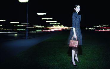 La dernière campagne du Lady Dior présente trois nouveaux sacs