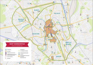 """Fin du """"tout-à-la voiture"""": le plan de mobilité gantois est-il applicable à Bruxelles?"""
