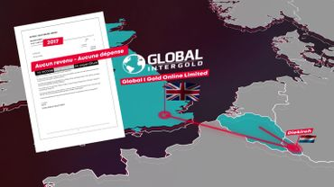 Comment la RTBF a piégé la société pyramidale Global Intergold?