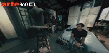"""""""Altération"""" : le rêve en VR"""