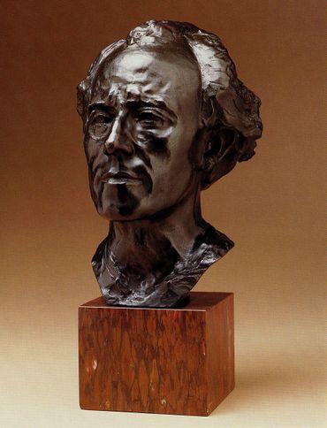 Buste de Mahler
