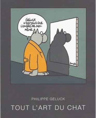 Philippe Geluck : Tout l'art du chat