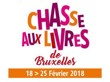 Rejoignez le stand La Première à la Foire du Livre de Bruxelles