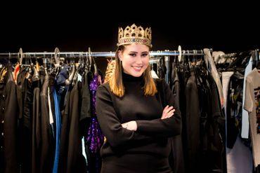 Charlotte, la reine du style !