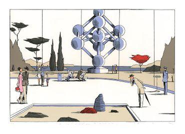 L'utopie moderne de l'Expo 58