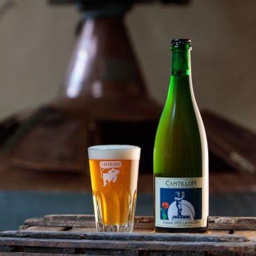 Vini, Birre, Ribelli va couronner le lambic traditionnel, comme celui de Cantillon