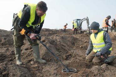A la recherche des trésors archéologiques
