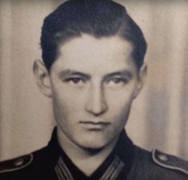 Paul Golz, soldat allemand.