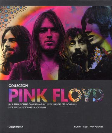 Pink Floyd collection, par Glenn Povey