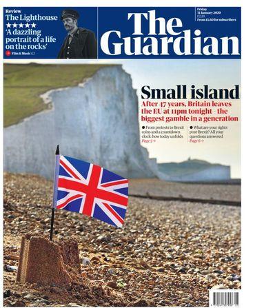 """""""Our time has come"""": que dit la presse britannique en ce """"Brexit day"""" ?"""