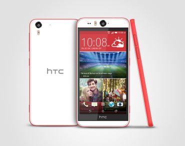 Le HTC Desire Eye est proposé à 499 euros.