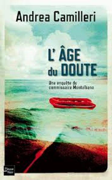 """- Andrea Camilleri,"""" L'Age du doute"""", Fleuve Noir/12-21"""