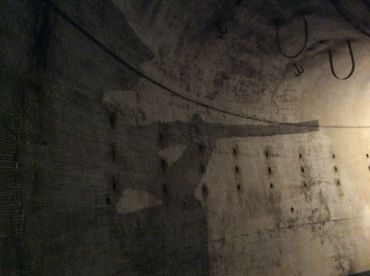 Fort d'Emines, Georges Rousse
