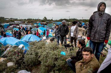 France: la police démantèle plusieurs campements sauvages de réfugiés à Calais