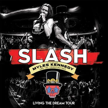 Un coffret Slash ft Myles Kennedy