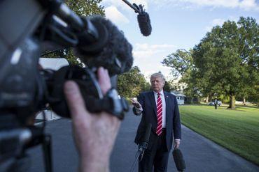 Etats-Unis: comment la presse américaine est devenue la cible des pro-Trump
