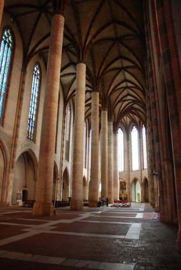 Le couvent des Jacobins à Toulouse