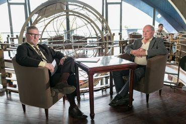 Sur les traces de la mythique Expo 58 ! avec Jean Van Hamme, créateur de la BD Largo Winch