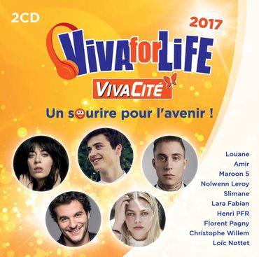 La compil Viva for Life 2017
