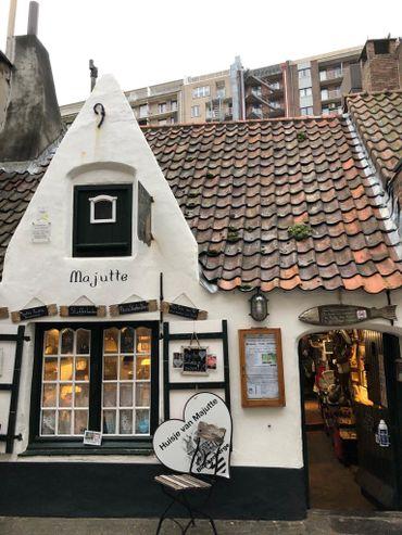 La plus ancienne maison de pêcheurs, minuscule musée pour un maximum de charme