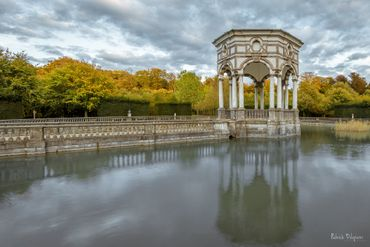 Enghien, son château et son parc, comme si vous y étiez...