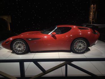 La Zagato Mostro Maserati