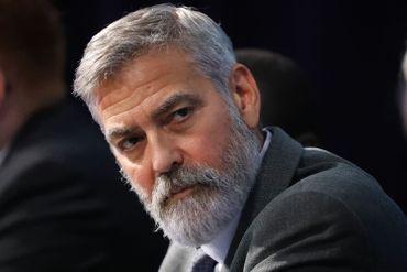 George Clooney milite pour que le British Museum rende les marbres du Parthénon à la Grèce
