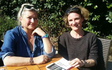 Sylvie Paré et Cécile De Ram témoignent de leur expérience d'eneignante en milieu carcéral