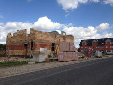 Neu-Immerath et ses nouvelles maisons