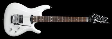 La guitare Ibanez JS140 Joe Satriani Signature White
