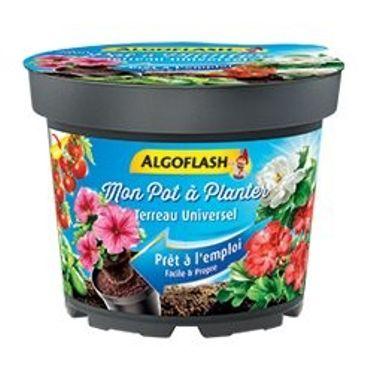 « Mon Pot à Planter » Algoflash